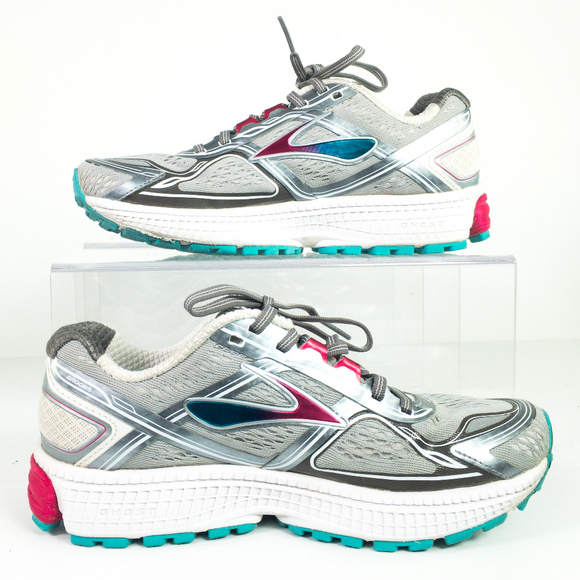 f82660d70e2 Brooks Shoes - Brooks Ghost 8 Running Athletic Training Shoe